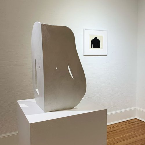 'Echo' in situ. Photo courtesy of Laney Contemporary.