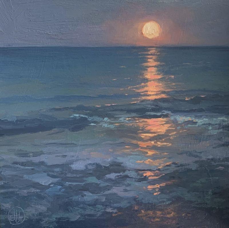 'Flower Moon Rising,' Dottie Leatherwood