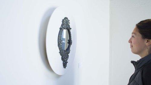 The Anti-Vanity Mirror.