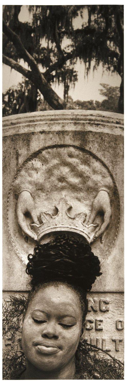 """""""The Crowning Glory Hairdo,"""" Maria von Matthiesen, 1997."""