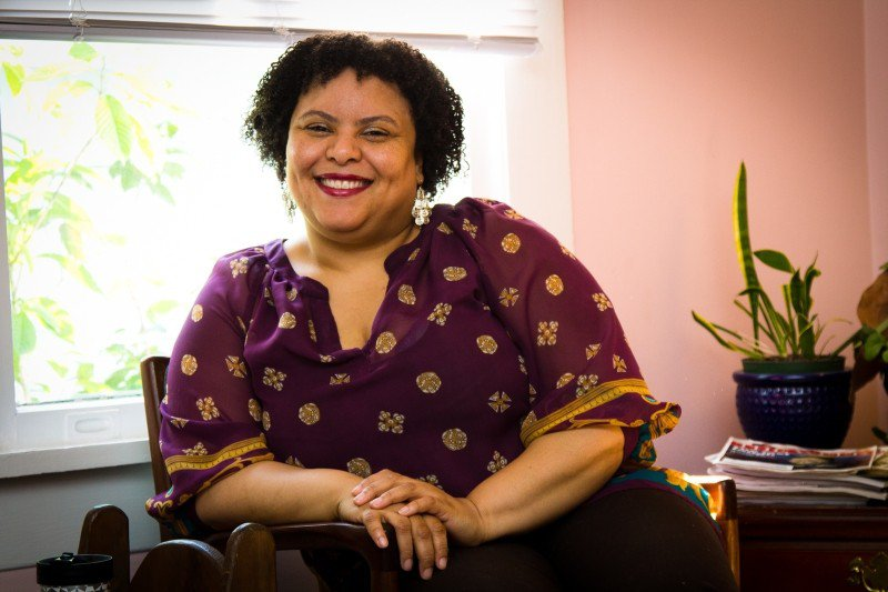 Playwright and producer Marsha T. Jones has mined her own experiences to bring light to childhood sexual abuse.