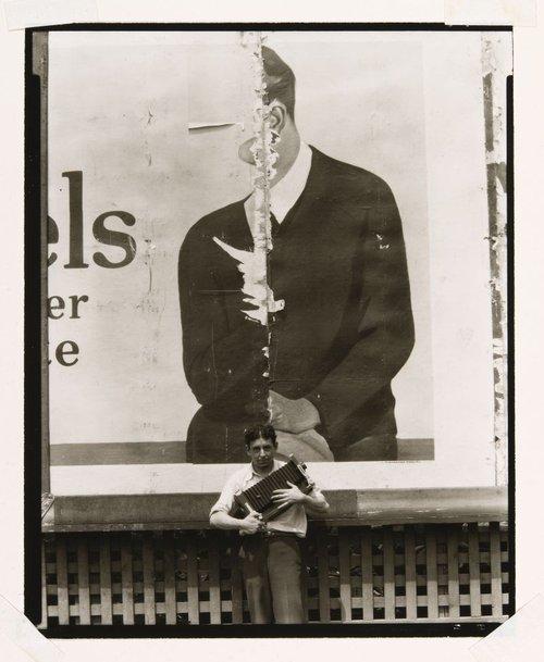 """""""Untitled (Self-portrait),"""" Steiner, 1929."""