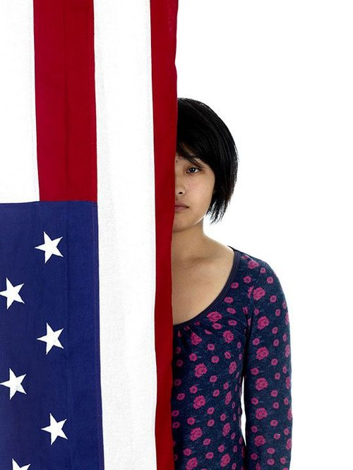 Jenny Liu from the Young Americans series, 2008