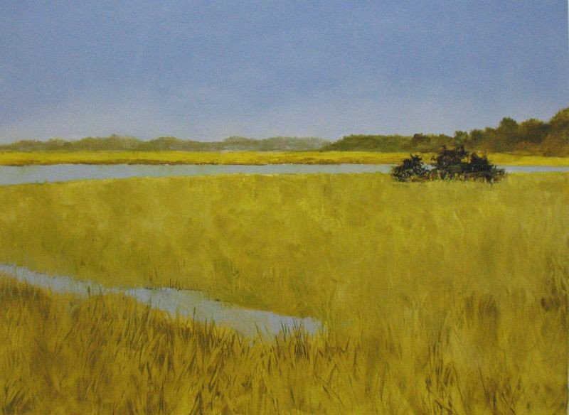 Daniel Smith, 'Skidaway to Hope 2'. The artist is a member of ARC Savannah