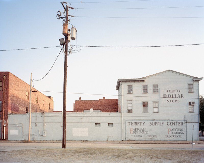 Ashley Jones, 340 Martin Luther King Jr. Boulevard, Savannah, GA, 2012 from her series, 'Frogtown to Victory'