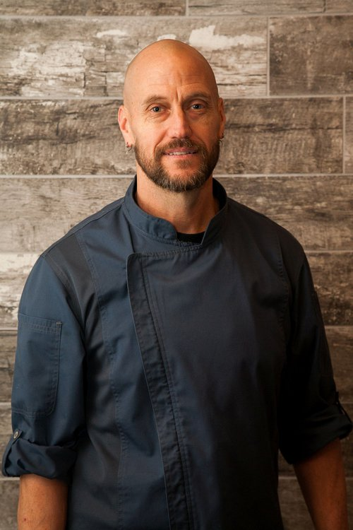 Executive Chef Michael Pfab oversees a menu of super fresh signature creations at 201 Seafood Restaurant & Tapas Lounge.