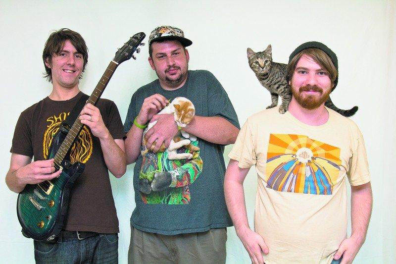Members of XuluProphet ain't kitten around about funk & soul.