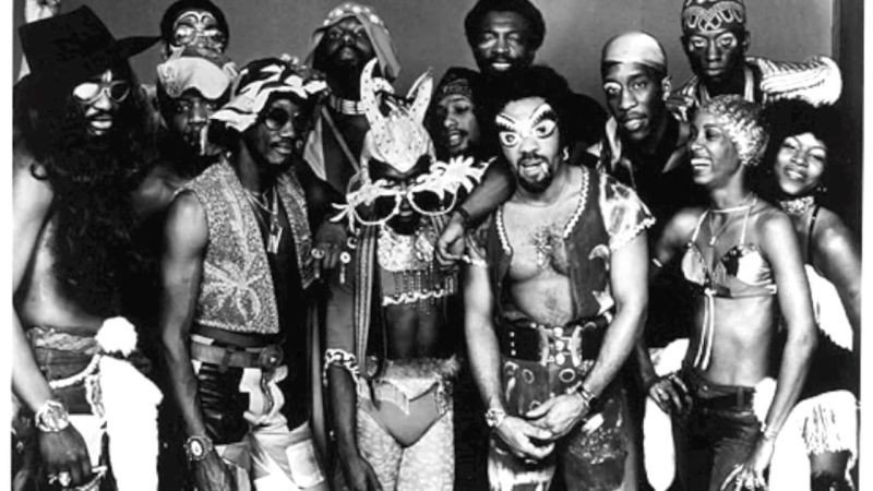 A vintage P-Funk shot from back in the day.