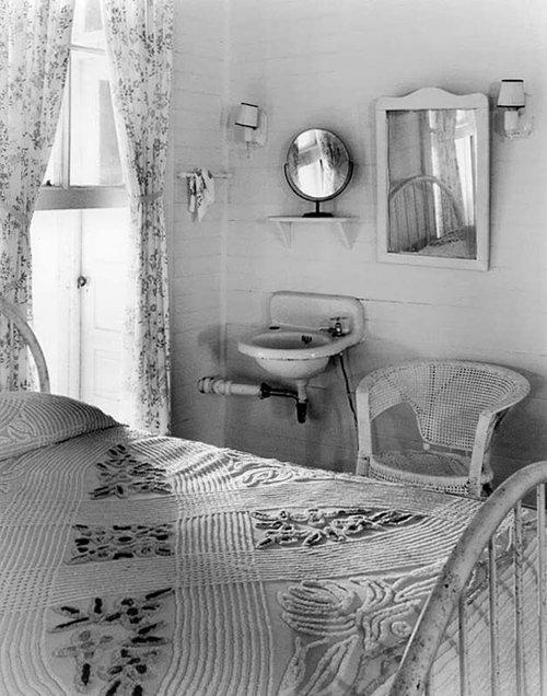 Tybee Island Bedroom, 1991.