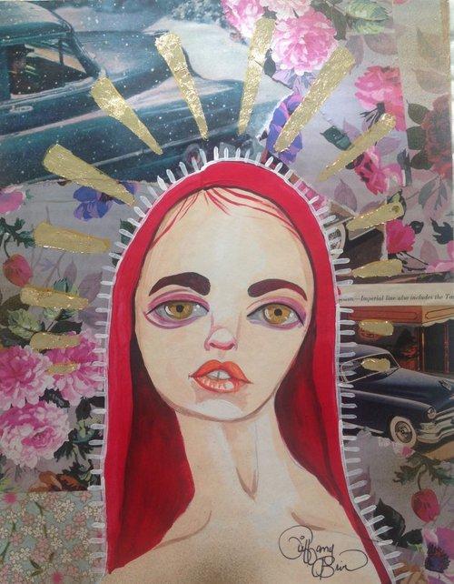 Art from Tiffany O'Brien.