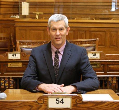 State Sen. Chuck Payne