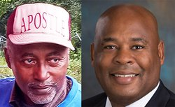 Neither current Mayor Jonathan McCollar nor challenger Ernest Larry Lawton wants to tell Statesboro voters how to vote on the other citywide question on the Nov. 2 ballot, a referendum on allowing liquor stores in the city limits, they indicated in separa